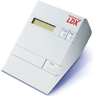 Cholestech LDX Analyser